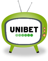 Unibet Tv Logo