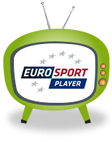 Eurosport Player Tv Logo